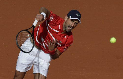 Novak čeka LAKI LUZERA: Kolumbijac napravio senzaciju, 153. teniser sveta ide na Đokovića