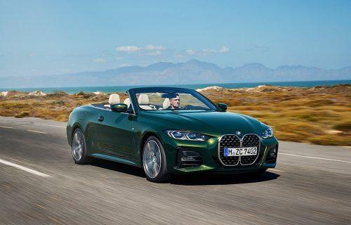"""Pod vedrim nebom: Nova BMW """"četvorka"""" dobila kabriolet izdanje (VIDEO)"""