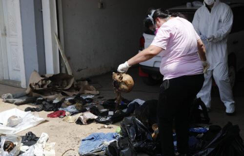 Žrtve u kontejneru iz Srbije bile primorane na KANIBALIZAM: Jezivo otkriće paragvajske policije
