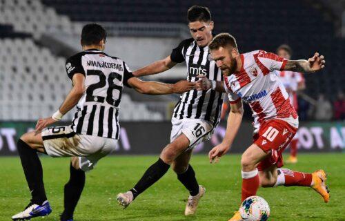Zvezdu pre Genta čeka dug PUT na jug, Partizan PREKIDA crnu seriju protiv fenjeraša