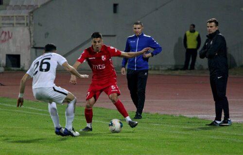 KEC u Nišu: Radnički golom u završnici matirao odbranu Partizana, Zvezda je sada na +9 (FOTO+VIDEO)