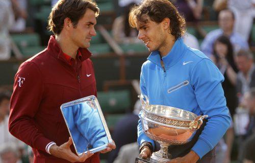 Francuz podigao svet tenisa na noge! Niko se nije zapitao šta radi u tim godinama: Federer se DOPINGUJE?