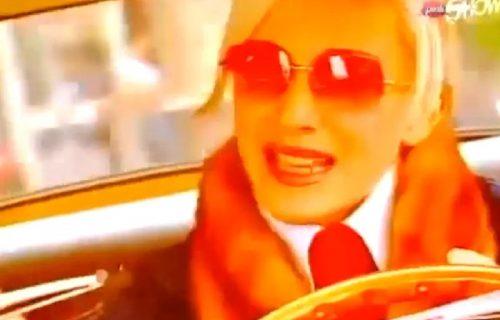 Bila je popularna, a onda završila u ZATVORU: Našu pevačicu ne biste PREPOZNALI na starim fotkama (FOTO)