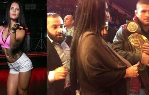 ŠOK SCENA: Manekenka pokrila svoje GOLO TELO kada je Habib prolazio pored nje, pa objasnila zašto! (FOTO)