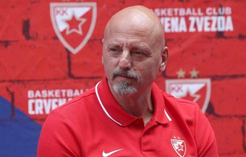Obradović iskreno pred CSKA: Bez podrške NAVIJAČA protiv ovakvog rivala smo AUTSAJDERI