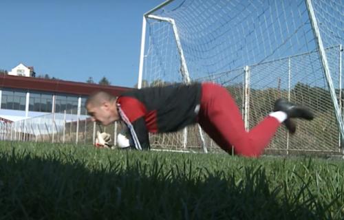Srpski FENOMEN: Ovakvom statistikom ne mogu da se pohvale ni najbolji svetski golmani (VIDEO+FOTO)