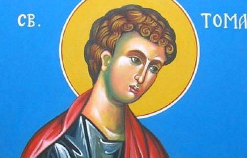 Danas je Tomindan, slava mnogih Srba: Jednu stvar NIKAKO ne bi trebalo da radite
