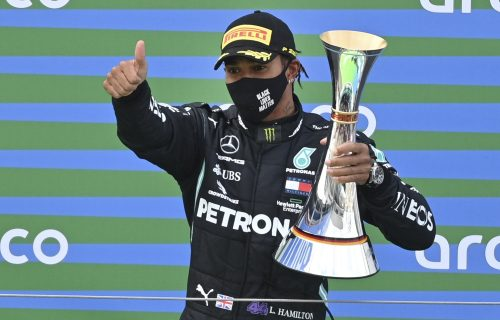 Šampion Formule 1 ISKREN: Kolege me omalovažavaju, OPSEDNUTI su time
