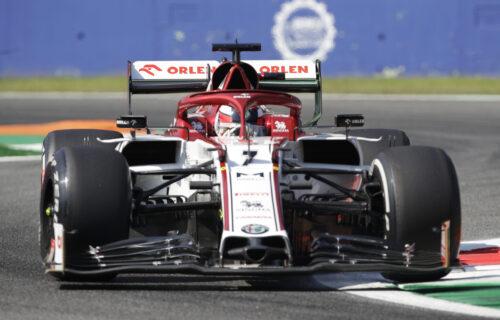Legenda Formule 1 donela ODLUKU: Još godinu dana za volanom Alfa Romea