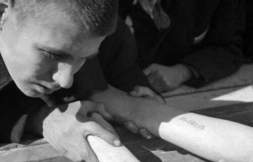Lale je bio majstor za tetovaže: Kad je video OVE ruke, započeo je NAJVEĆU ljubavnu priču iz Aušvica