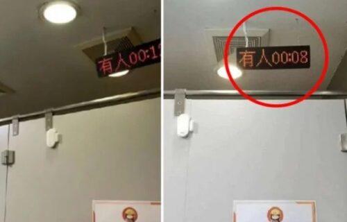 Skandal: Firma postavila sat iznad toaleta da radnici znaju KOLIKO minuta SMEJU da obavljaju nuždu