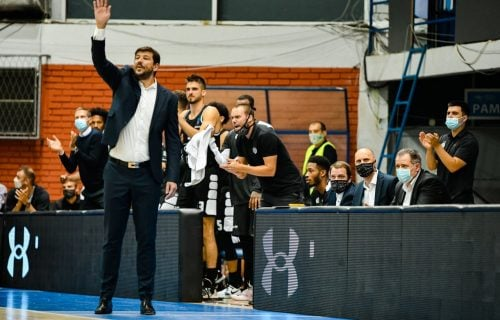 POŠTOVANJE prema klubu se pokazuje na svakoj utakmici: Partizan se okreće ka ABA ligi