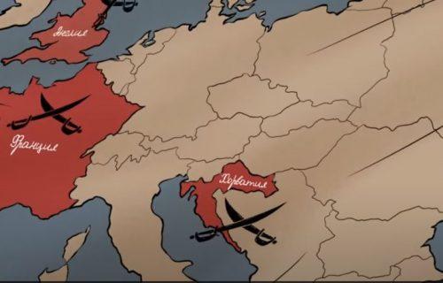 Rusi napravili HAOS u Evropi: Velikom Srbijom najavljuju Ligu šampiona, Lovren se lupa po glavi! (VIDEO)
