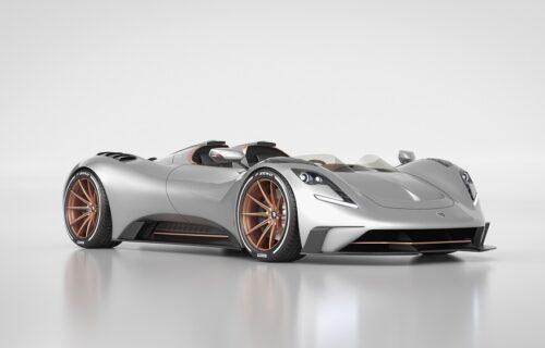 Speedster iz snova: Predstavljamo ARES S1 Project Spyder (VIDEO)