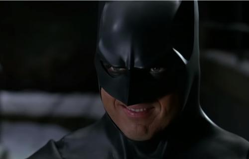 Uvek skroman: Majk Kiton kaže da je on najbolji Betmen