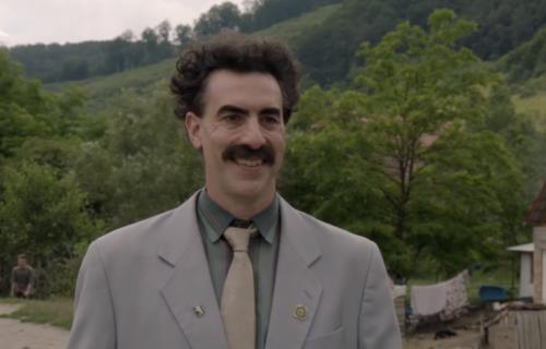 """Ne, uši vas ne varaju: U novom filmu o """"Boratu"""" možete čuti pesme Gorana Bregovića"""