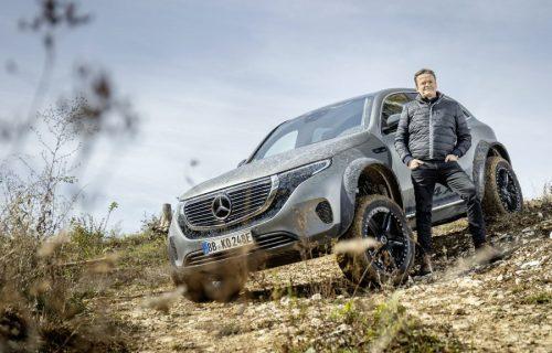 OFF-ROAD KONCEPT: Mercedes EQC 4×4², po uzoru na ekstremnu G-klasu (VIDEO)