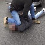 Uhašen Beograđanin: Otuđio auto, bežao od policije, izazvao udes, oteo novac na pumpi i pobegao autobusom