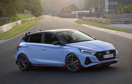 NAJJAČA VERZIJA: Hyundai predstavio sportski i20 N, stiže na proleće (VIDEO)