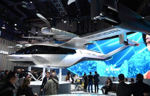 Hyundai pravi FLOTU letećih automobila: Novo doba gradskog prevoza (VIDEO)