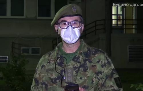 """Komandant VMC Karaburma izneo ALARMANTNE PODATKE: """"Imamo sve više teških pacijenata"""""""