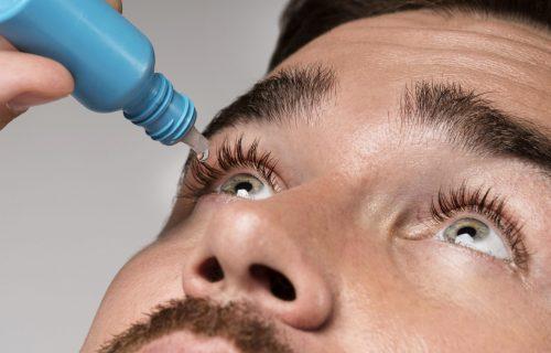 Patite od sindroma SUVIH OČIJU? Pospešite njihovu vlažnost na 7 načina