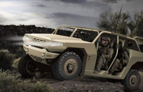 KIA Motors razvija VOJNI terenac, nalik Hummeru (VIDEO)