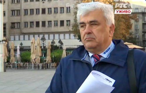 Srbija se bliži LJUBIČASTOJ korona zoni! Najnovija prognoza dr Kočovića budi optimizam za treći talas