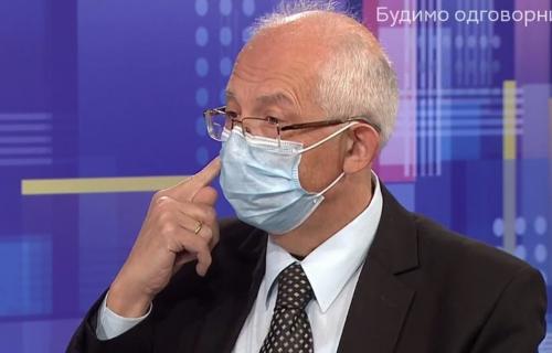 """Hitno uvesti ZABRANU KONTAKATA! Dr Kon upozorio celu naciju: """"Ne možemo više sedeti skrštenih ruku"""""""