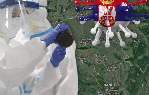 Objavljeni NAJNOVIJI PODACI o koronavirusu u Srbiji: U bolnice je primljeno 107 osoba