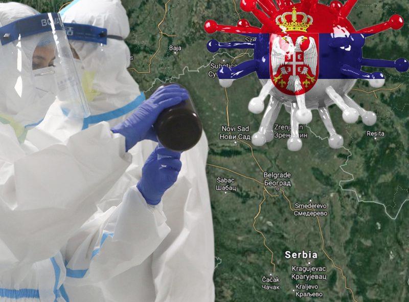 Manje od 1.800 novih slučajeva korone: U Srbiji preminuo 21 pacijent