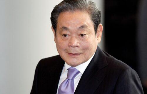 Umro Li Kun-Hi: Samsung izgubio svog prvog čoveka
