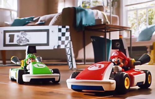 HIT IGRA: Mario Kart Live pretvara vašu sobu u trkačku stazu (VIDEO)