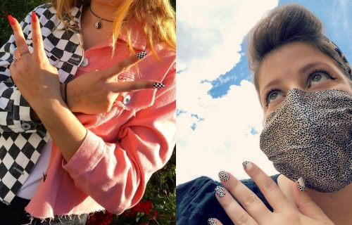 Trendseterke postavljaju NOVA modna PRAVILA: Kakav manikir, takva i odeća, torba, pa čak i maska (FOTO)