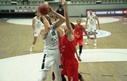 Istanbul OSVOJEN: Miler Mekintajer i Mika vodili Partizan do druge pobede u Evrokupu
