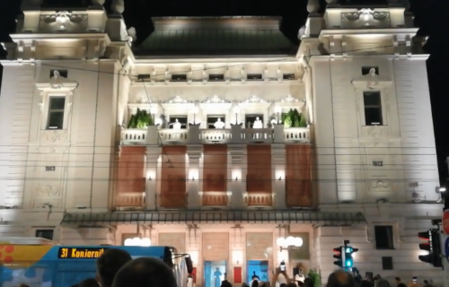 Problemi u Narodnom pozorišu: Koronom su zaraženi glumci, zaposleni i direktorka Opere