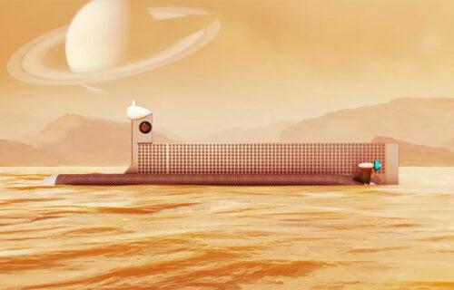 NASA šalje podmornicu na Titan: Okeani metana kriju velike tajne (VIDEO)