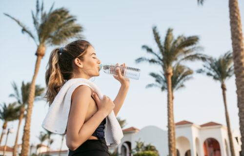 ispijanje vode