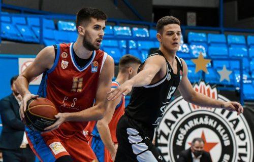 SENZACIJA na startu ABA lige: Debitant iz Čačka pobedio Partizan u Hali sportova! (VIDEO+FOTO)