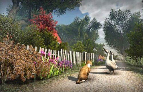 KRZNENI DETEKTIVI: Rešite misteriju Peace Islanda igrajući kao mačka (VIDEO)