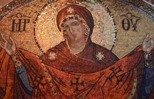 Slavimo Pokrov Presvete Bogorodice: Danas je važno da žene ispoštuju JEDAN OBIČAJ