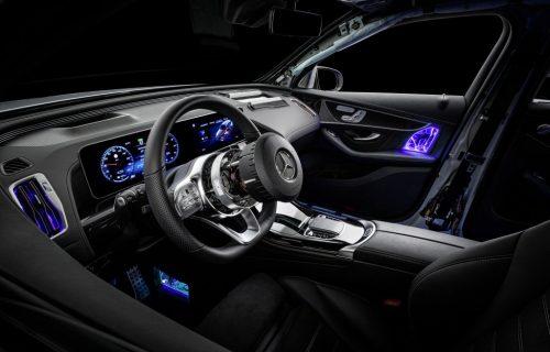 """Tehnologija iza električnih automobila: Providna """"mečka"""" je najbolja reklama (FOTO)"""