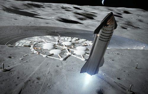 Ilon Mask otkrio LOKACIJU prve baze na Marsu! Ovde bi mogli da proizvode kiseonik (VIDEO)