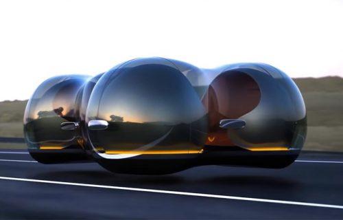 U budućnosti nećemo samo leteti, već i LEBDETI do posla (VIDEO)