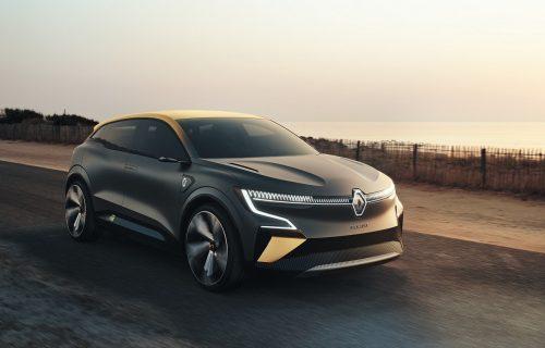 """Renault predstavio Mégane budućnosti i """"najjeftiniji"""" auto na struju (VIDEO)"""