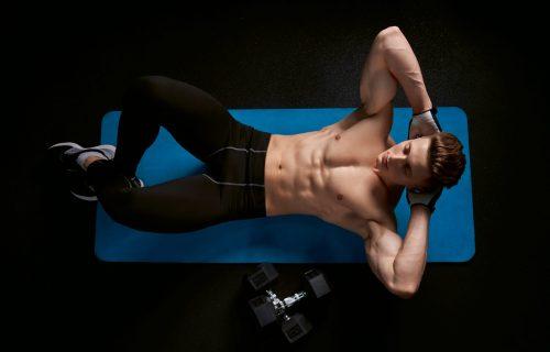 Kako da se oslobodite LJUBAVNIH JASTUČIĆA? 15 minuta vežbi za stomačne mišiće (VIDEO)