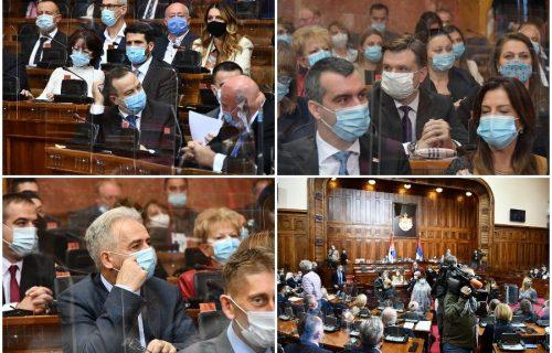 Skupština Srbije dobija novog ŠEFA! Počela je sednica: Očekuje se ISTORIJSKA podrška za VLAST (FOTO)