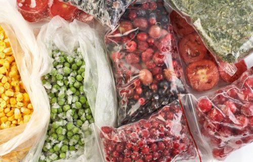 Kako se PRAVILNO zamrzava povrće: Koliko dugo se može držati u zamrzivaču i kako se priprema?