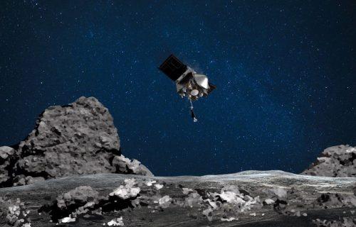 Osiris-Rex sleteo na asteroid Benu! Donosi nam tajnu postanka života na Zemlji (VIDEO)