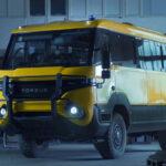 Najžešći školski autobus na svetu: Praetorian ne poznaje prepreke (FOTO+VIDEO)
